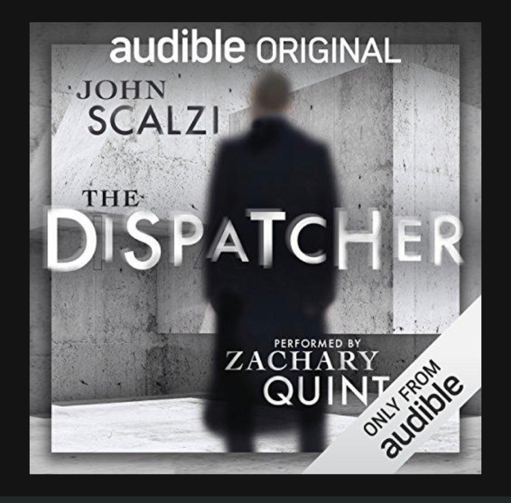 Audible cover art